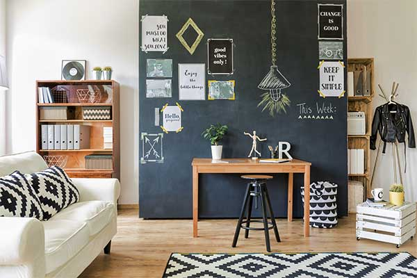 how to do wall decoration