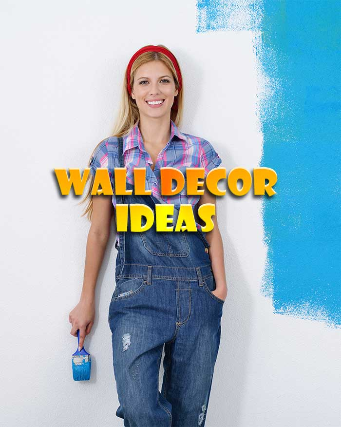 how to decorate wall