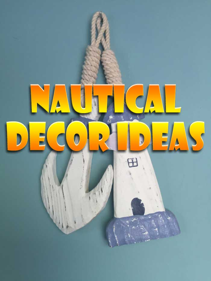 Good Places To Find Nautical Home Decor