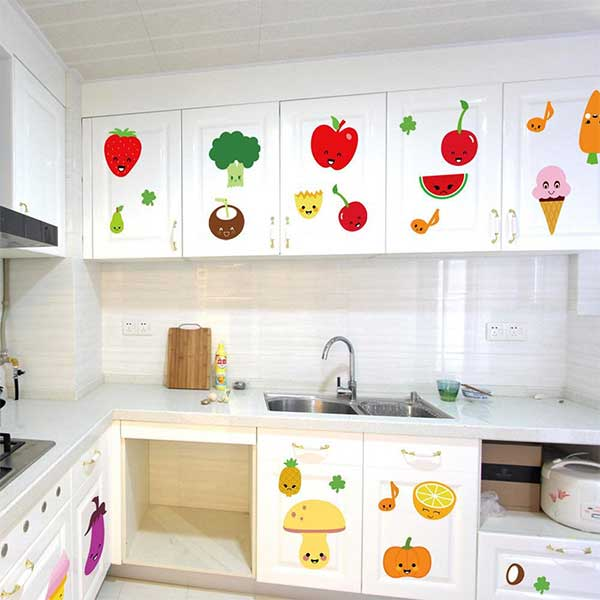 decorating kitchen wall areas