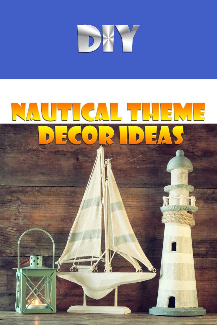 nautical theme decor diy